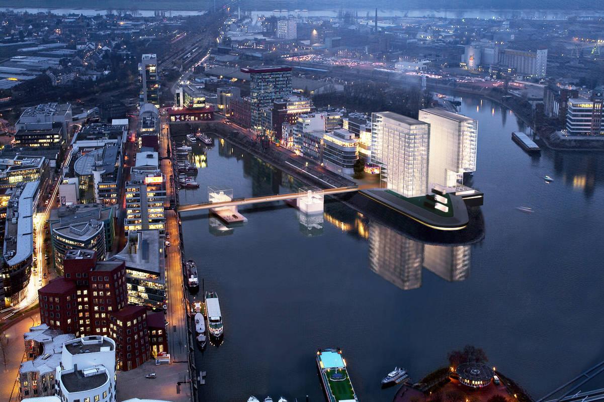 Hafenspitze_Hyatt_Duesseldorf