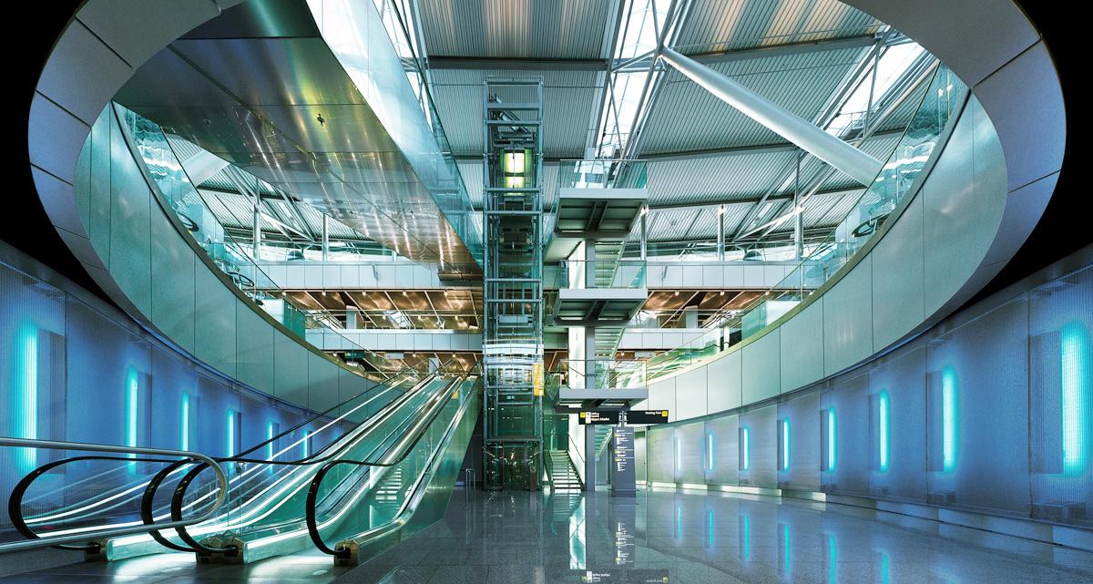 Flughafen_Duesseldorf_Aufgang