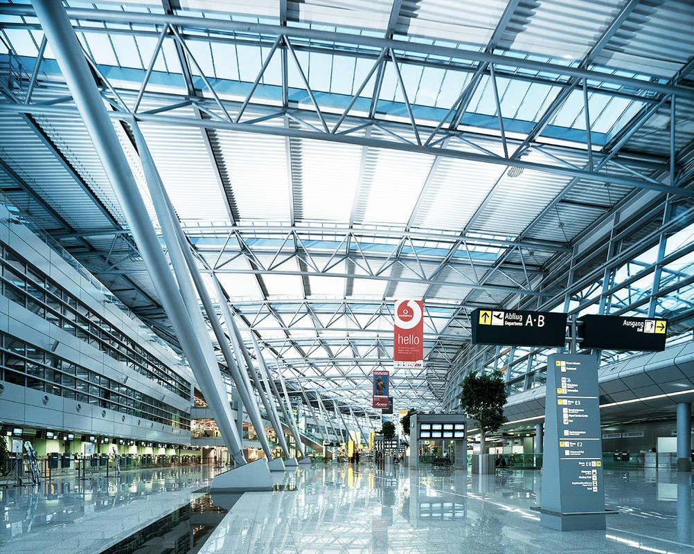 Flughafen_Duesseldorf_Halle